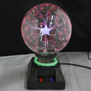 Fashion Electric Crystal Ball Plasma Sphere Ball