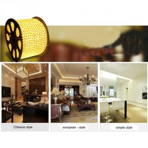 220V Waterproof Flexible Smd Led Strip