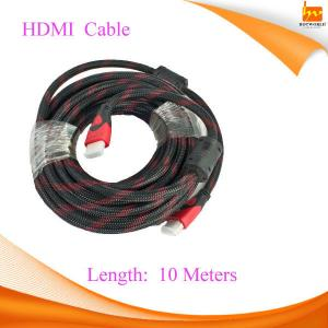 1.5~50M High Speed Hdtv 1080P Gold Plated HDMI Cable