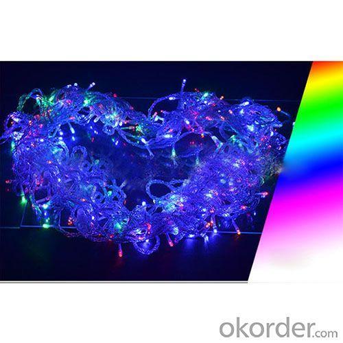 20M 200L Holiday Time Led String Lights