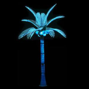 Tiara Coconut Lighted Palm Tree