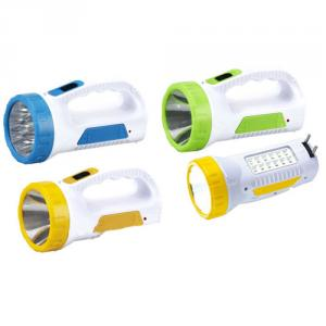 Solar LED flashlight Torch Light