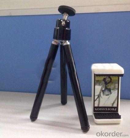 Mini Tripod With Mobile Phone Holder