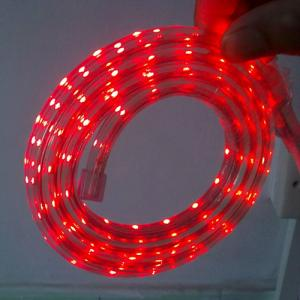 High Quality Single Color Smd 5050 Led Strip 220V 60/M Led Strip Light Warm White Flexible Led Strip Light