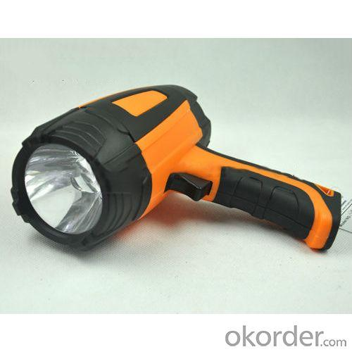 China Supplier 2014 Best Sell Cree 5W Portable Emergency Light Can Be Used As Camping, Working, Searching, Hunting