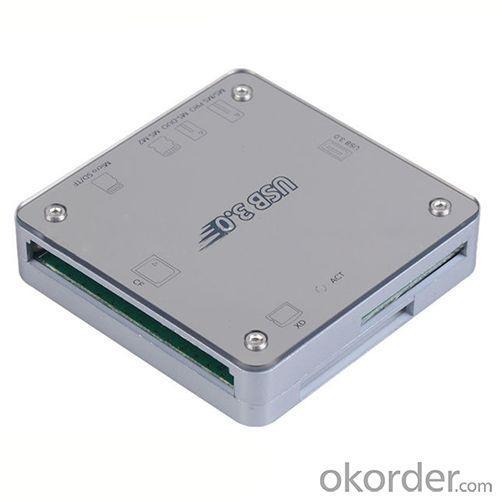 Hi speed Powered 3.0 USB Smart Card Reader/ USB 3.0 Card Reader