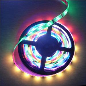 High Lumen Ip65 Waterproof Flexible Rgb Led Strip 5050