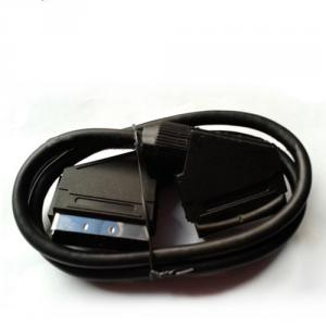 21Pin Scart To Scart Cable