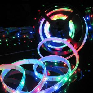 Rgb Led Strip Magic Digital Dream Color Rgb Led Strip 5050 Smd 60 Leds/M