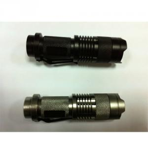 High power aluminium led torch flashlight Cree Q5