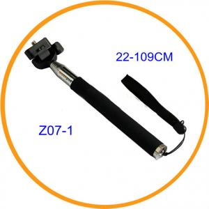 Z07-1 Camera Flexible Handheld Mini Monopod For Camcorder Black From Dailyetech