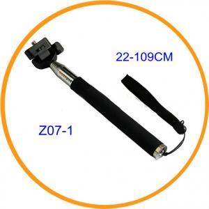 Z07-1 Camera Flexible Handheld Mini Monopod For Camcorder Black From Dailyetech