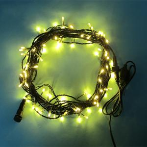 220V High Waterproof Warm White Led Christmas Star Light