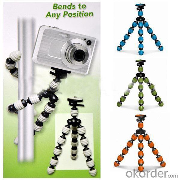 Good Quality Gripping Flexible Tripod, Digital Camera Tripod