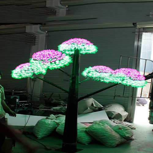 2014 Newest Mushroom Christmas Led Tree Light