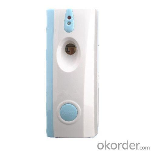 Wall Mount Automatic Electric Battery Operated Air Freshener Dispenser with Button