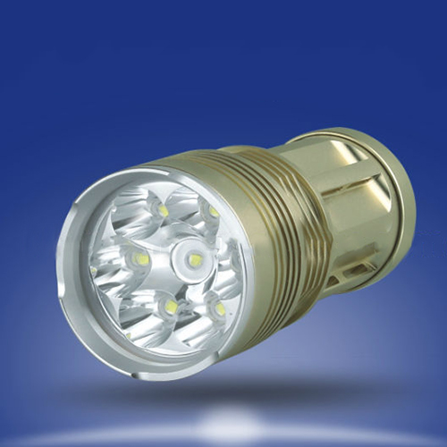 Super Power Rechargeable 8000Lumens 7* XM-L2 Led Cree Flashlight