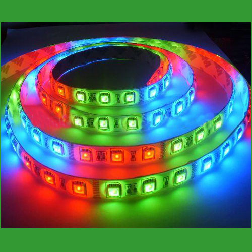 Hot-Sale 12V Waterproof Smd 5050 Led Strip Rgb