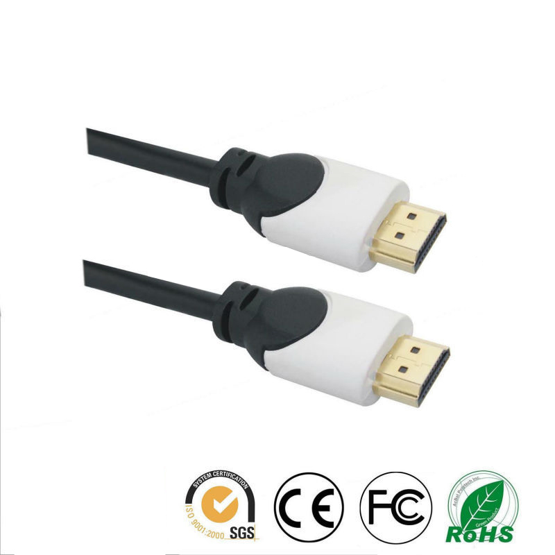 High Speed HDMI Cable With Ethernet For 3D