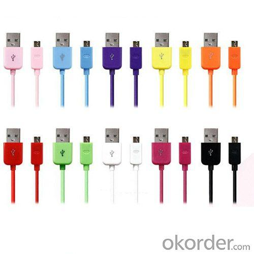 High Speed Phone Sync Data Charging Usb Micro Usb Cable