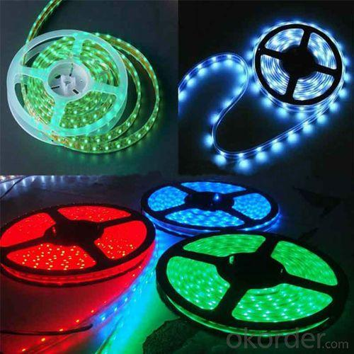 2012 Hot-Sale Ip67 Smd5050/3528 Color Changing Led Strip Rgb
