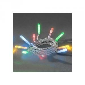 Welded Led Battery Lights , Christmas Battery Operated Led Lights