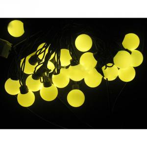 Waterproof Led Ball String Light For Holiday Lighting