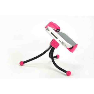 Colored Flexible Mini Tripod For Camera&Amp; Iphone