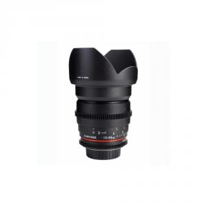 Samyang 24mm T1.5 Ed As Umc Vdslr Video Lens For Canon