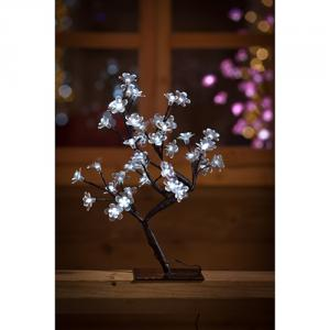 Christmas Lighting -48Led,H:45C M,Flower Tree Lights