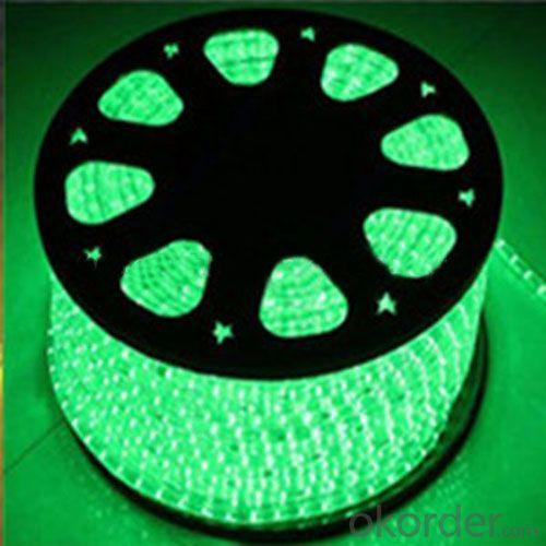 High Brightness 220V Smd5050 Flexible Led Strips Multi-Color 14.4W/M