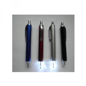 Promtion LED Flashlight Ball Pen