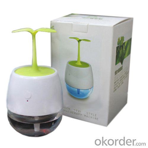 400ml Capacity Green Leave Health Car Air Purifier