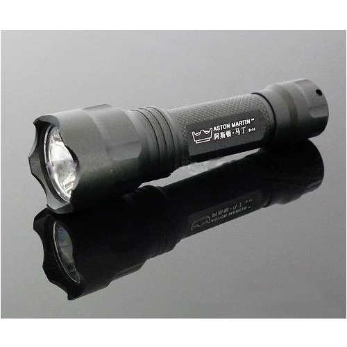 Hot sell aluminium mini super led flashlight LED promotional flashlight