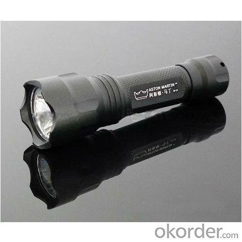 Hot sell aluminium mini super led flashlight LED promotional flashlight