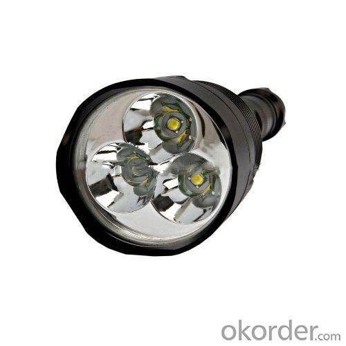 Super Bright 3800lm 3 x cree xm-l T6 Leds 5 Modes Led Torch