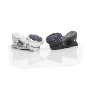 Top Quality Universal 3 In 1 Clip Lens For Mobile Phone Universal Clip Lens