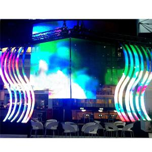 Radiant Linx Series Flexible Led Curtain Display