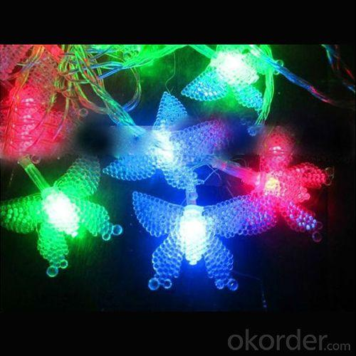 100Pcs 10M 1.6 Copper Wire With Waterproof Controller Of Led String Light