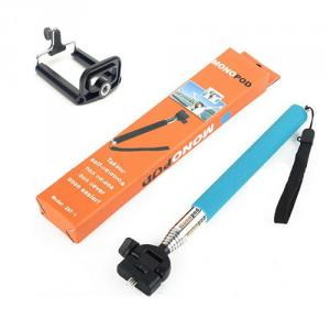 Aluminum Wholesale Monopod For Iphone Cellphone