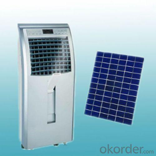 Solar Powered Cooling Fan Solar System For Air Conditioner