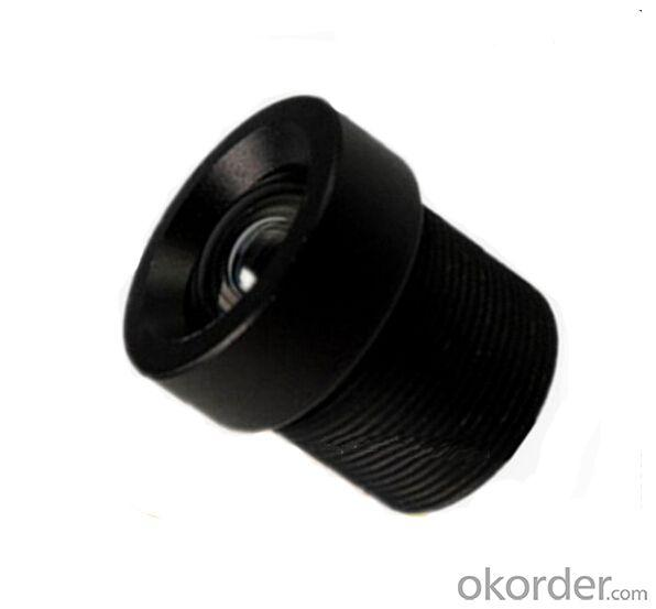 Cctv Camera Fixed Len
