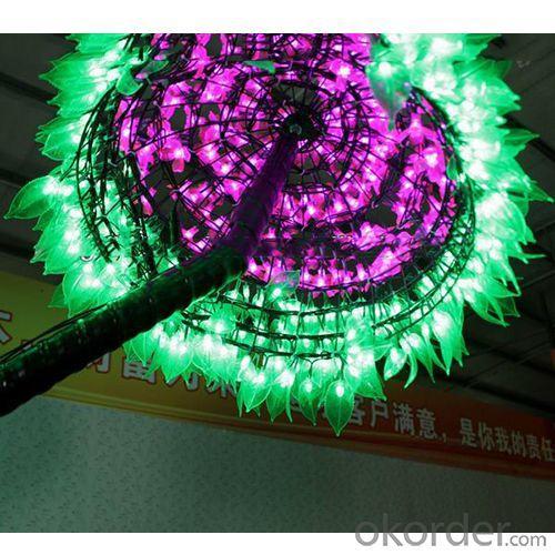 2014 Newest Mushroom Christmas Led Tree Light