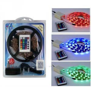 Epistar 5M Smd5050 Rgb Blister Kit Led Strip