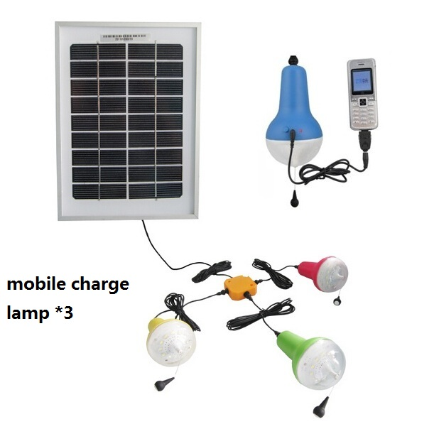 China Best Quality Mobile Charge Solar Lamp Solar Lantern With Mobile Charge 4400mAh 5v Li ion AC DC Solar Light Indoor