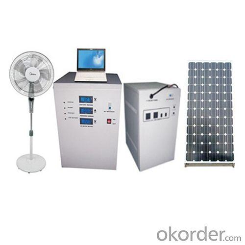 China Factory High Quality Rechargeable 600W Solar Panel 300A Battery Solar System With Mobile Charge Charging Control