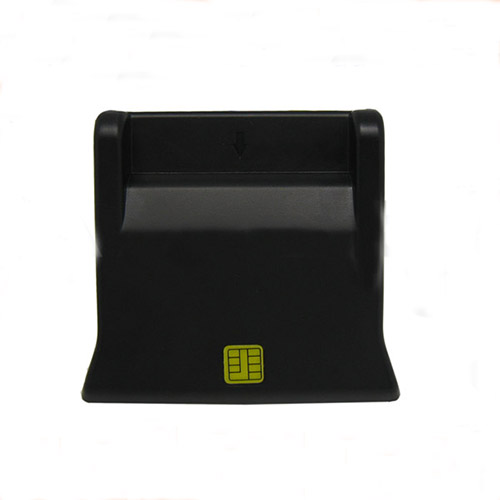 Single USB2.0 Smart/ATM Card Reader C292