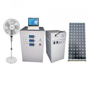China Factory High Quality Rechargeable 2000W Solar Panel 600A Battery Solar System With Mobile Charge Charging Control
