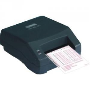 Lottery slips scanner