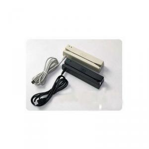 Smaller magnetic stripe card reader